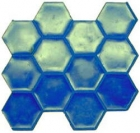 """8"""" Grouted Hexagon"""